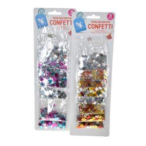 Confetti tafeldecoratie kopen