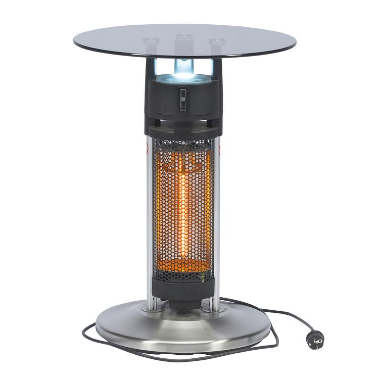 Bistrotafel met heater kopen