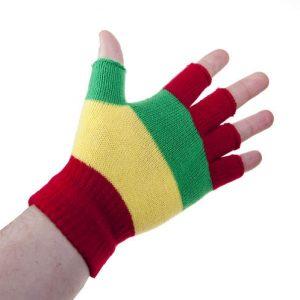 Handschoen carnaval zonder vingers kopen