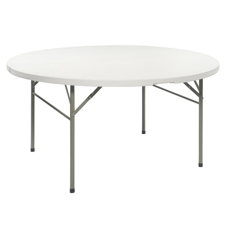Party klaptafel rond 154 cm kopen